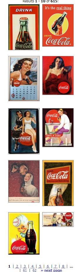老广告搜索网站:Vintage Ad Browser