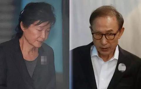 希望他们是最后进入监牢的韩国总统