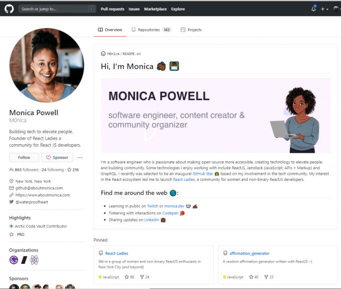 Hello World - GitHub Profile README