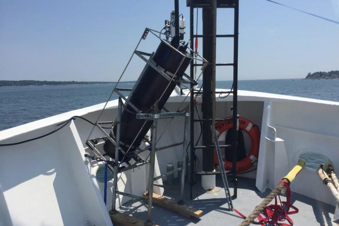 科学家利用LiDAR技术探测到海洋更深处