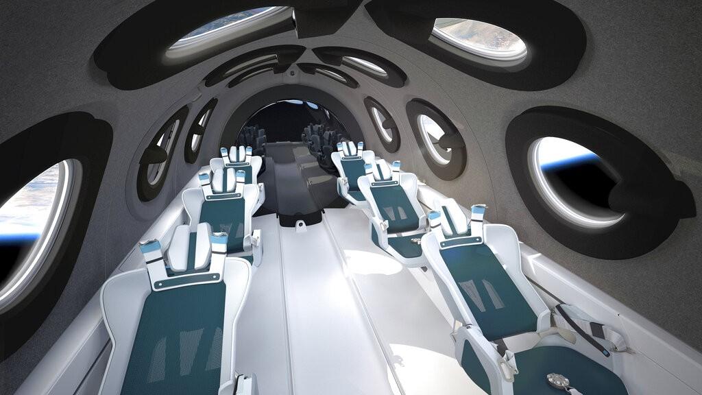 英国维珍银河公司预计2021年初载客上太空,为太空旅行正式开创先河