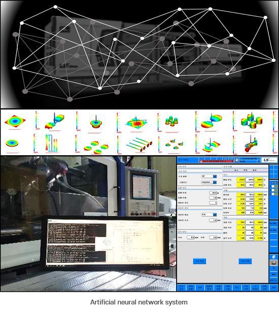 韩国研究人员开发一种人工智能系统可实时优化注塑成型工艺条件