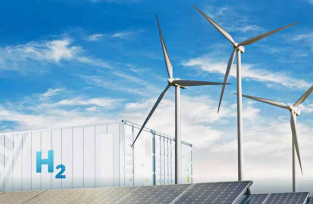 可再生能源发电制氢能源转型的技术前景