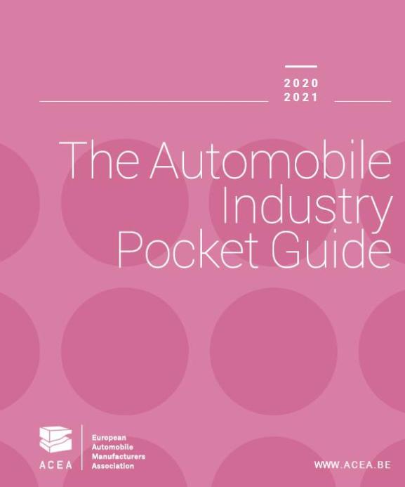 欧洲汽车工业随身指南:2020-2021版