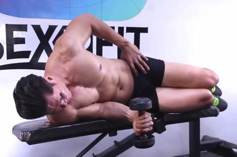 男生肱桡肌怎样练最有用-追梦健身网