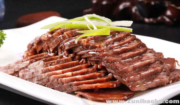 秘制酱牛肉制作教程