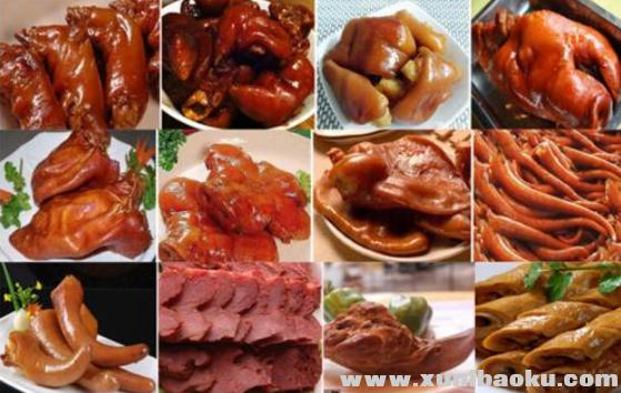 川味卤肉卤水技术配方