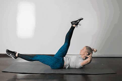 怎样练腹部肌肉 有什么要领-追梦健身网