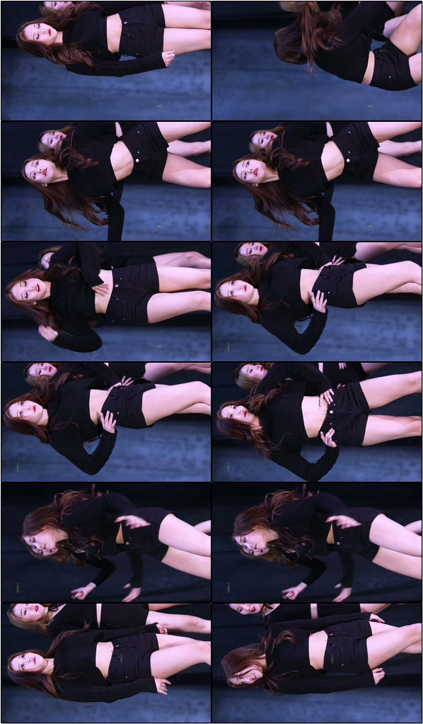 LadyGirl韓國女團  經典單曲[Belly Dance]飯拍秀