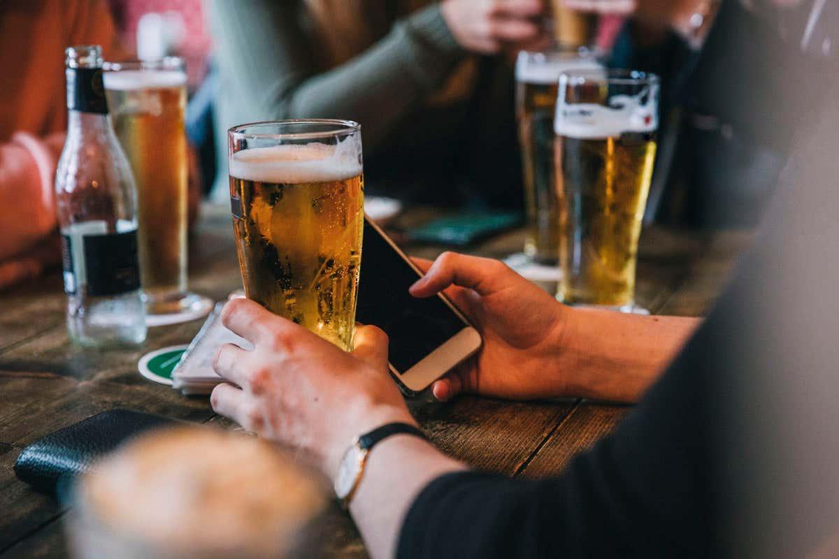 智能手机就能检测你是否醉酒,准确率达90%