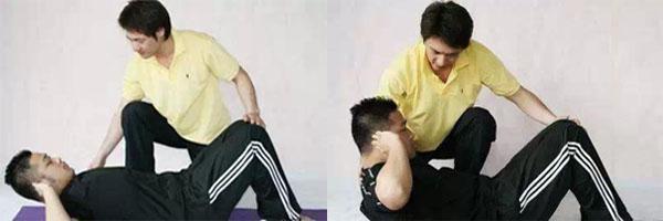 健身锻练手把手教你如何做腹部肌肉练习-追梦健身网