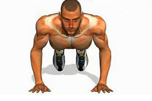 怎样在家疾速练胸肌-追梦健身网
