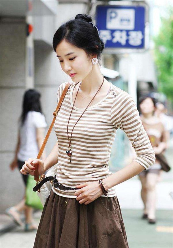 淘寶第一模特韓國氣質美女金雅然第3季