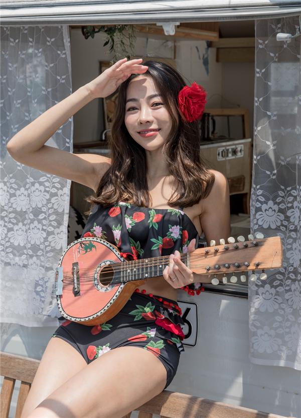 韓國模特安淑琳比基尼攝影素材第3季