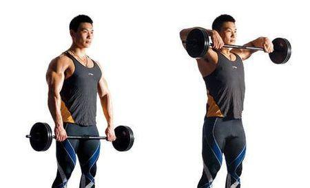 活动健身者怎样训炼胸小肌-追梦健身网