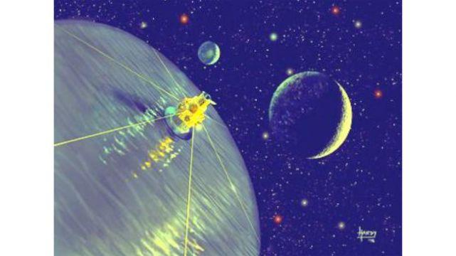 星际探测器