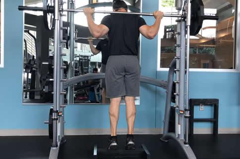 胫骨前肌在那里 胫骨前肌怎样练-追梦健身网