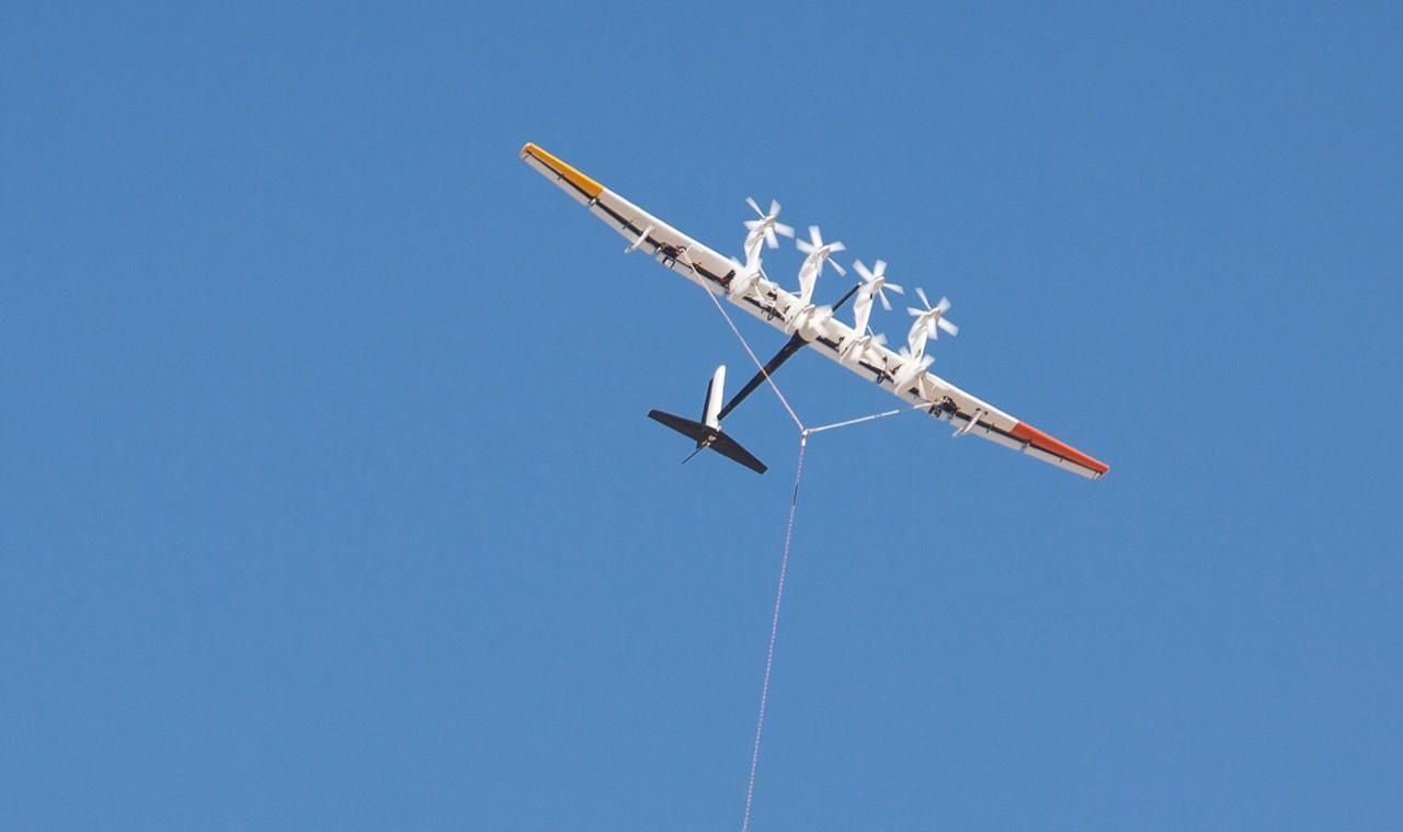 Google已经开放了其风能发电平台Makani的项目源代码