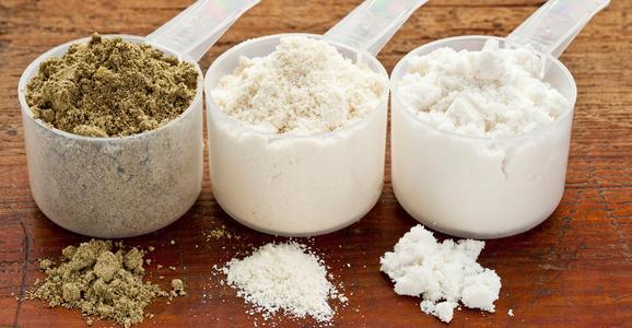 乳清蛋白粉、增肌粉养分引见-追梦健身网