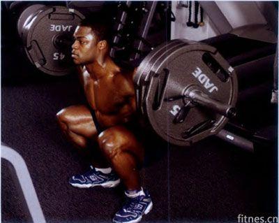 男子就要练 腿部练习设计(图文)-追梦健身网