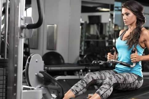 下斜方肌怎样练 这几招教你怎样练-追梦健身网