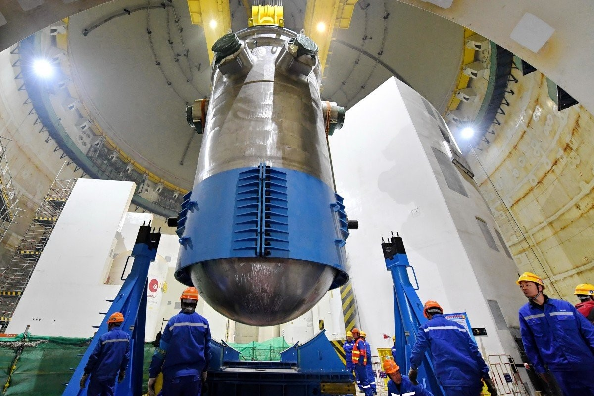 中国弃用美国核技术采用本国替代技术