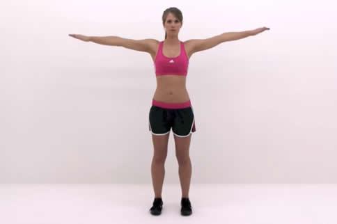 三角肌徒手练习行动是什么-追梦健身网