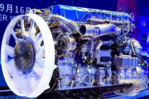 全球首款,我研制出热效率突破50%的柴油发动机