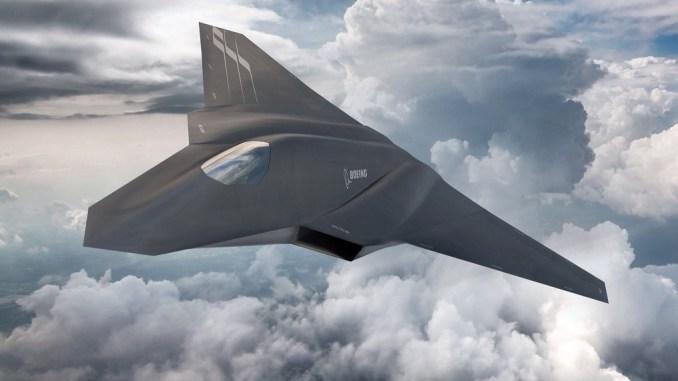 """美国空军开始试飞""""下一代空中主宰""""项目全尺寸演示验证机"""