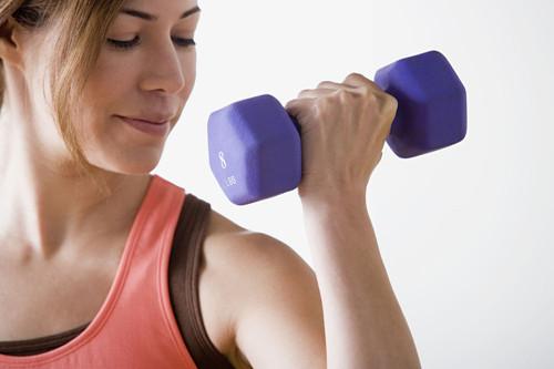女性健身健美练习设计-追梦健身网