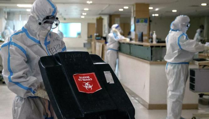 印度已经开发出一种识别冠状病毒基因组的检测方法