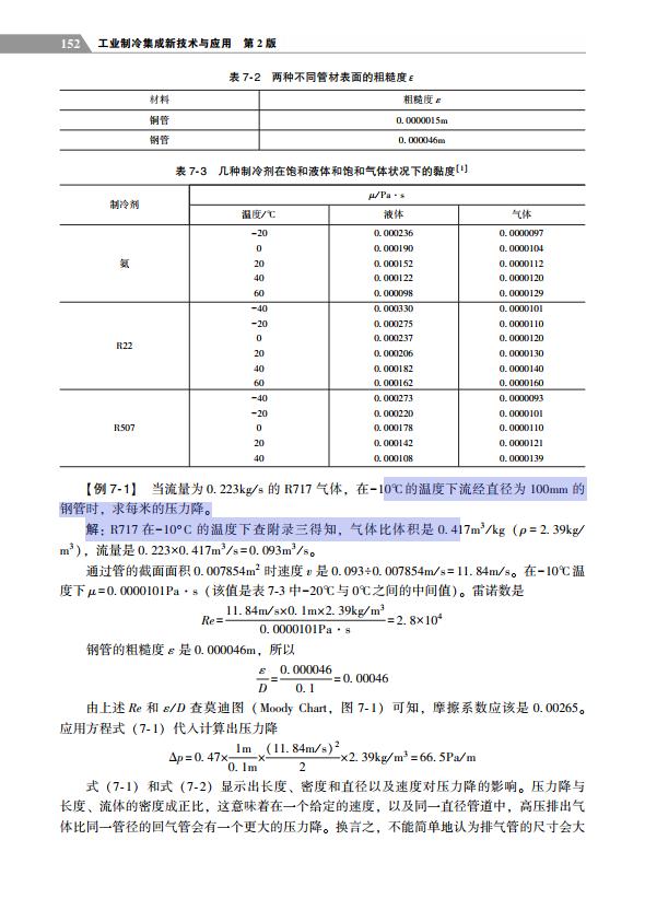 工业制冷集成新技术与应用 第1版+第2版 PDF电子版