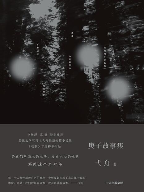 《庚子故事集》弋舟epub+mobi+azw3