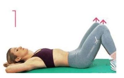 仰卧起坐的准确做法(图)-追梦健身网