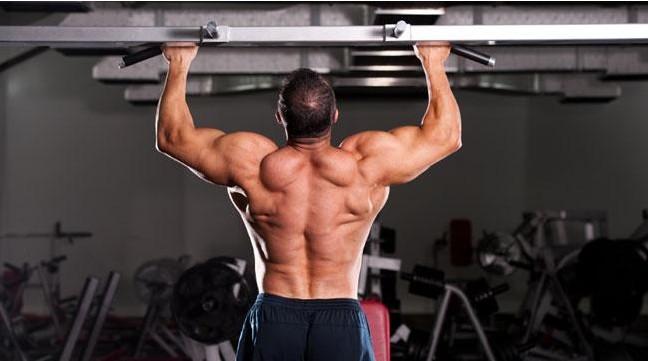 疾速提拔宽握引体向上才能-追梦健身网