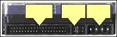 图1-3 硬盘接口