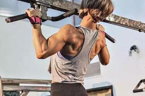 锻炼背阔肌的20个动作 你晓得几个-追梦健身网