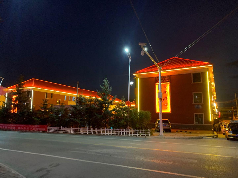 原子城夜景