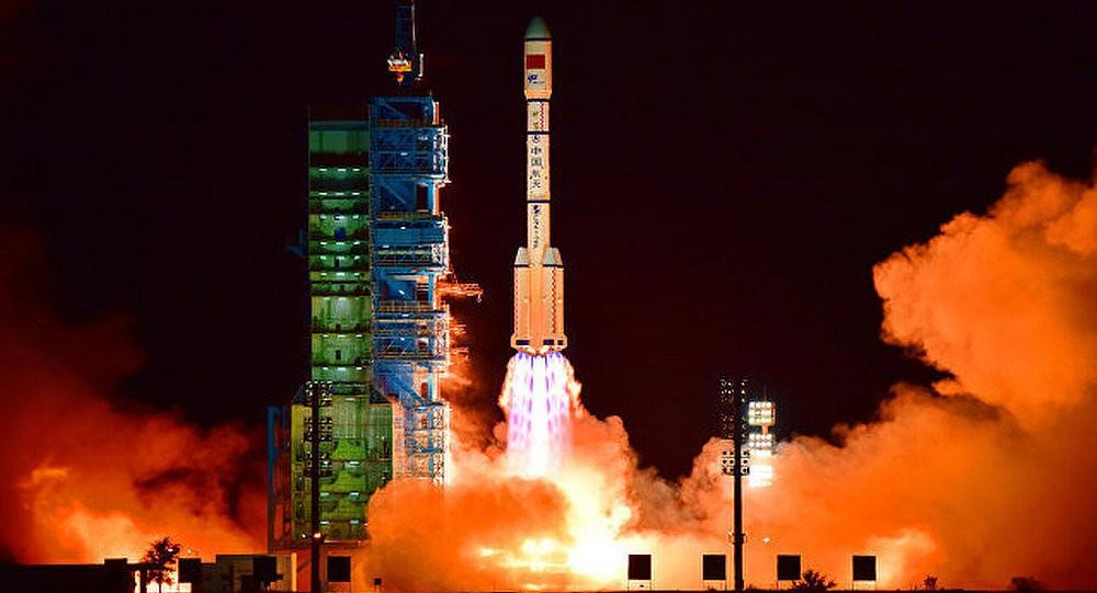 中国成功发射遥感三十号07组卫星