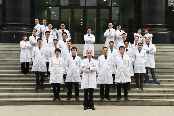 西安交大一附院在心血管外科冠状动脉瘤诊疗方面取得成果
