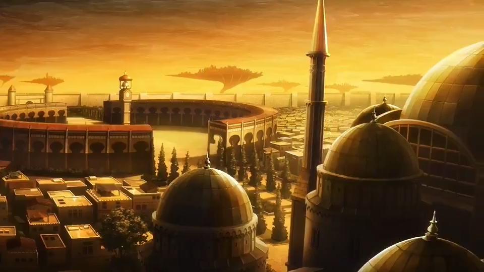 剧场版 刀剑神域:进击篇 无星之夜的咏叹调
